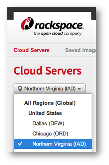 Good Welcome IAD    Northern Virginia    To The Hybrid Cloud Family!