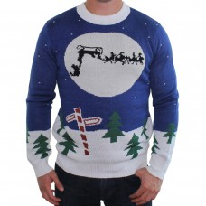 we definitely saw a big pop in sales and if our web site had collapsed itd most certainly be a blue christmas - Shark Christmas Sweater